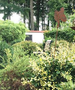 Hotel Bess Albersdorf | Sitzgelegenheiten im hoteleigenen Park
