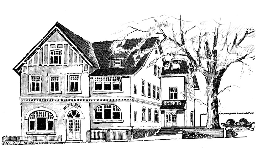 Hotel Bess Albersdorf | Einbettzimmer, Zweibettzimmer und Ferienwohnungen