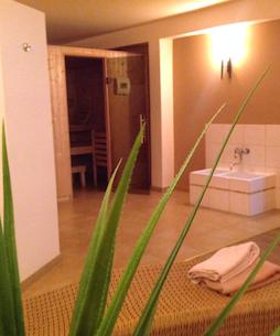 Hotel Bess Albersdorf | Hoteleigene Sauna