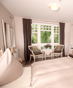 Hotel Bess Albersdorf | Beispiel für ein Zimmer im Haupthaus